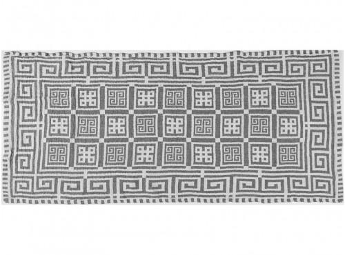 Полотенце льняное банное умягченное Греческое - 17С125