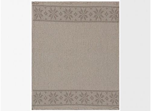 Полотенце льняное банное умягченное Орнамент-2 - 20С142