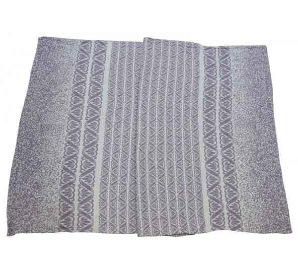 Полотенце льняное банное умягченное Алеся