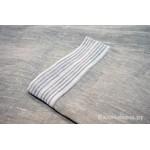 Халат для бани льняной Серый  - Л-1
