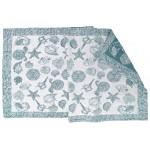 Полотенце льняное банное умягченное Море - 17С125
