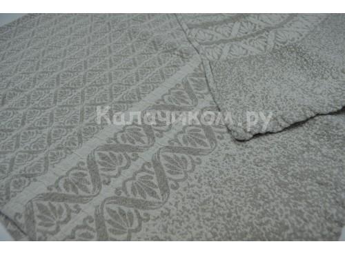 Полотенце льняное банное умягченное Алеся - 18С194