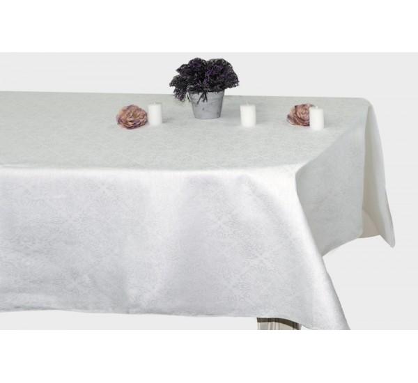 """Комплект столовый льняной овальный """"Версаль"""""""