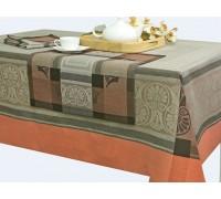 Комплект столовый льняной Эллада