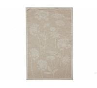 Полотенце льняное  умягченное Растения