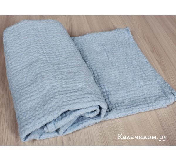 Полотенце льняное банное умягченное Зефир