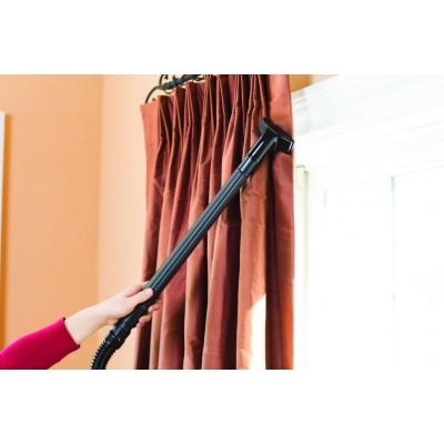 Как правильно чистить шторы?