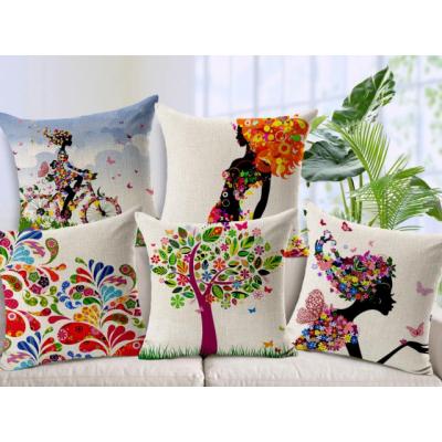 Наволочки оригинальные декоративные для подушек
