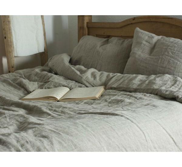 """Комплект умягченного постельного белья """"Мягкая натурель"""""""
