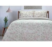 """Льняное постельное белье """"Яблоневый цвет"""""""