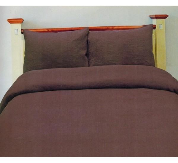 """Комплект умягченного постельного белья """"Фиолетовый"""""""